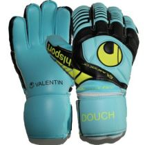 Gants Uhlsport Eliminator Absolutgrip Bionik (barettes) Nicolas Douchez