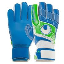 Gants Uhlsport Fangmaschine Soft Blue 2015 sur la boutique du gardien BDG