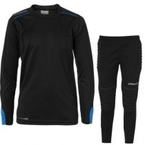 Kit gardien junior Uhlsport Tower Noir 2016 vendu sur la boutique du gardien BDG