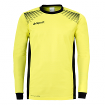 Maillot de gardien Junior Uhlsport Goal ML Jaune Fluo