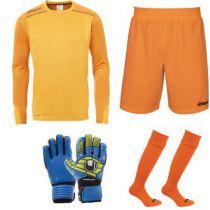 Pack Uhlsport Poweron Orange