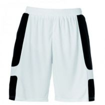 Short Junior Uhlsport Cup Blanc/Noir 2012