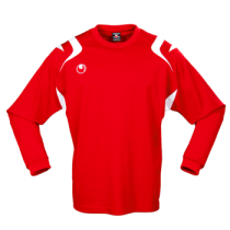 Sweat training Club Uhlsport Rouge