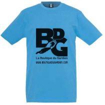Tee-Shirt Teamsport Uhlsport BDG Cyan 2015
