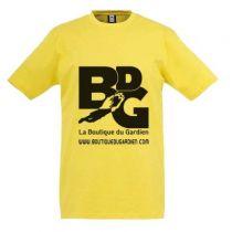 Tee-Shirt Teamsport Uhlsport BDG Jaune 2015 sur la boutique du gardien BDG