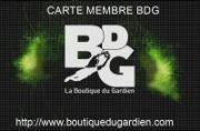 Carte Membre BDG