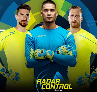 Gants de gardien de but Uhlsport Radar Control