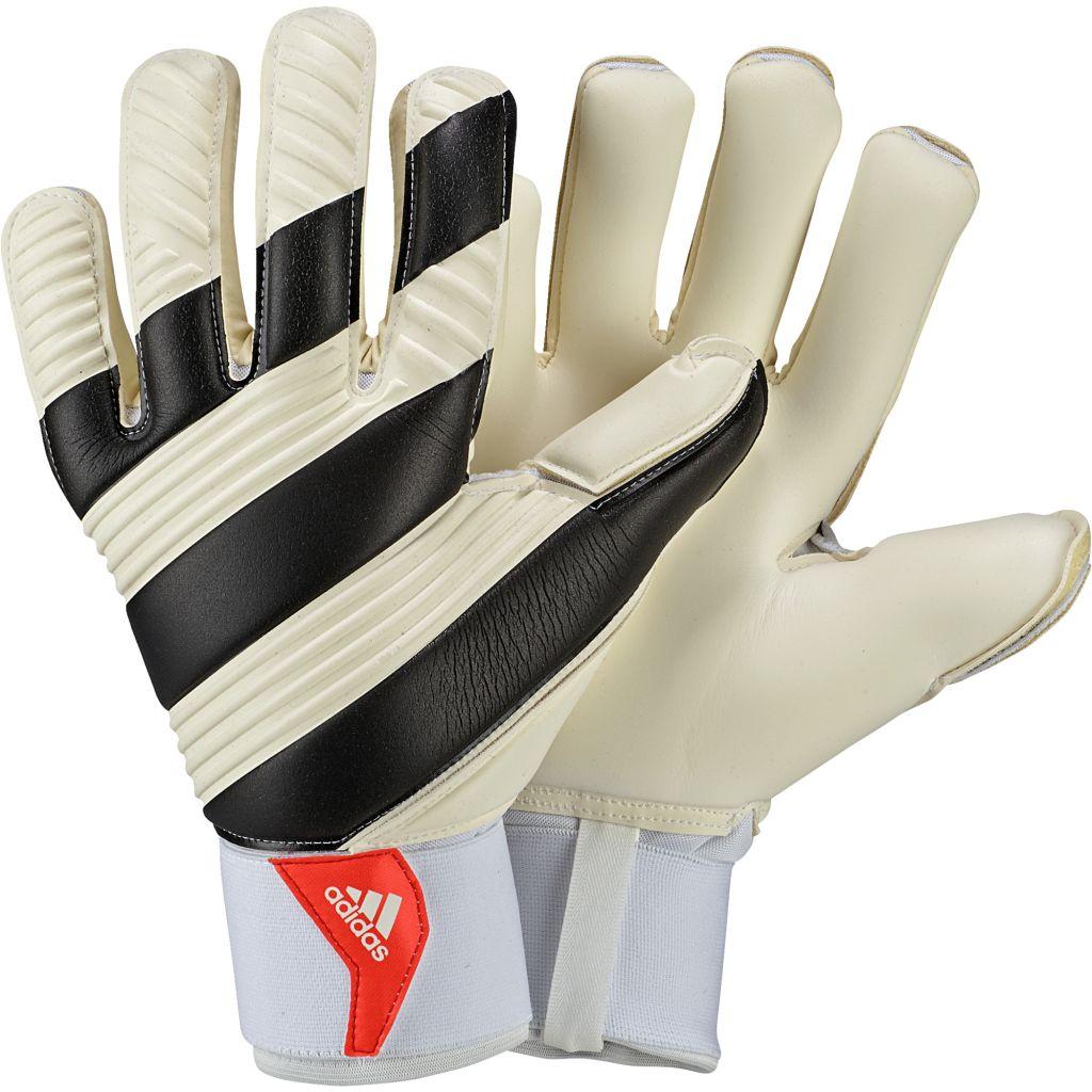 Retrouvez les nouveaux Gants Adidas Classic Noir Blanc Pro 2016 sur la boutique du Gardien. Loading zoom