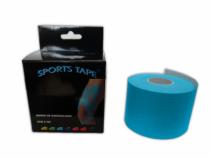 Bande de Kinésiologie Sports Tape Bleu Ciel sur la Boutique du gardien BDG