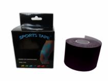 Bande de Kinésiologie Sports Tape Noire