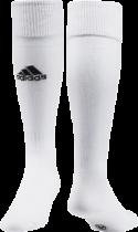 Chaussettes de foot Adidas Blanc/Noir