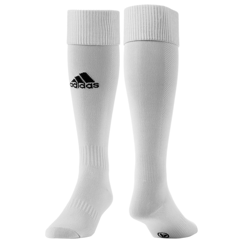 Chaussettes de foot Adidas Milano Blanche