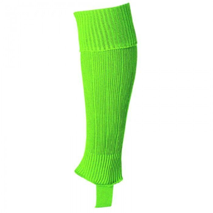 Chaussettes Junior Uhlsport Vert Flash (Sans Pied)