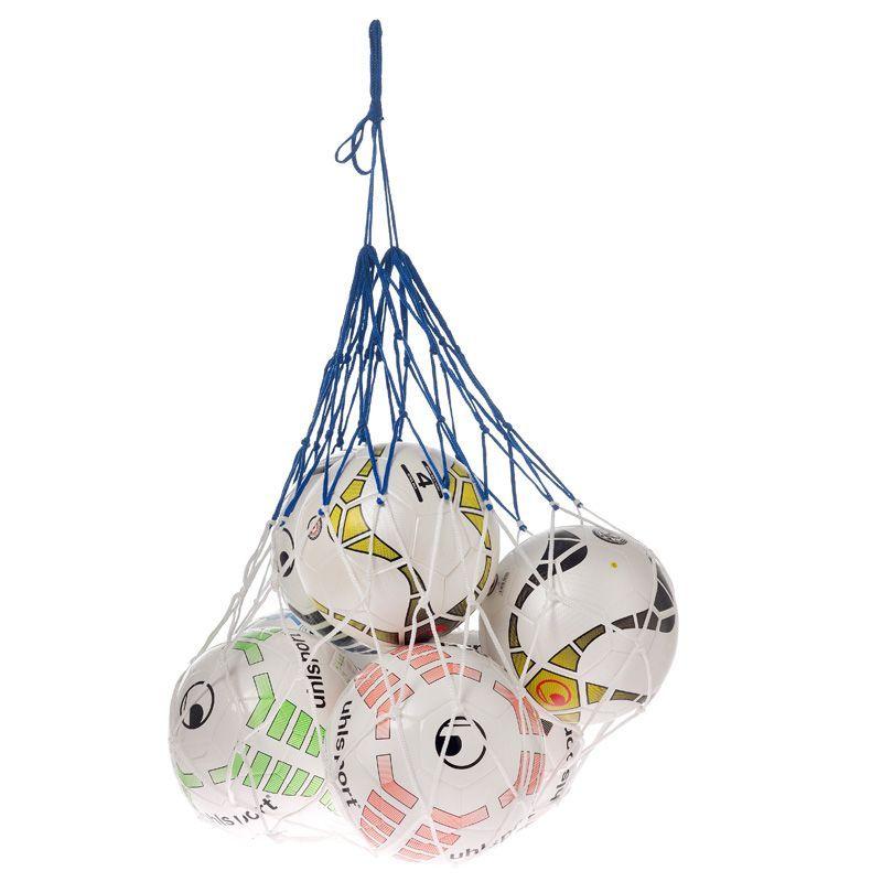 Filet à Ballons blanc/bleu Uhlsport