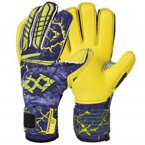 Gants Errea Junior Zero The Wall Marine Jaune