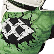 Gants Errea Junior Zero The Wall Vert Fluo Noir