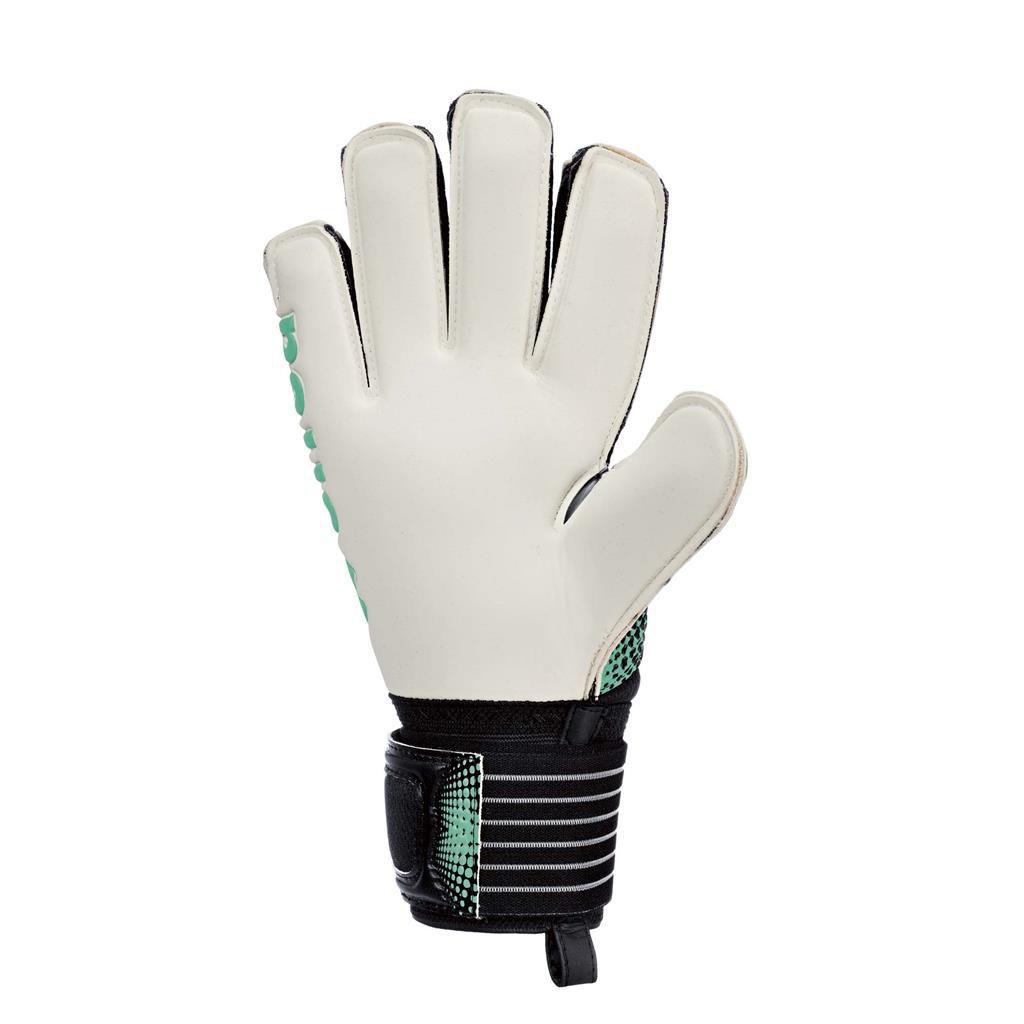 Gants Errea Zero Limit Noir-Vert Turquoise