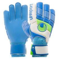 Gants Junior Uhlsport Fangmaschine Soft Blue 2014