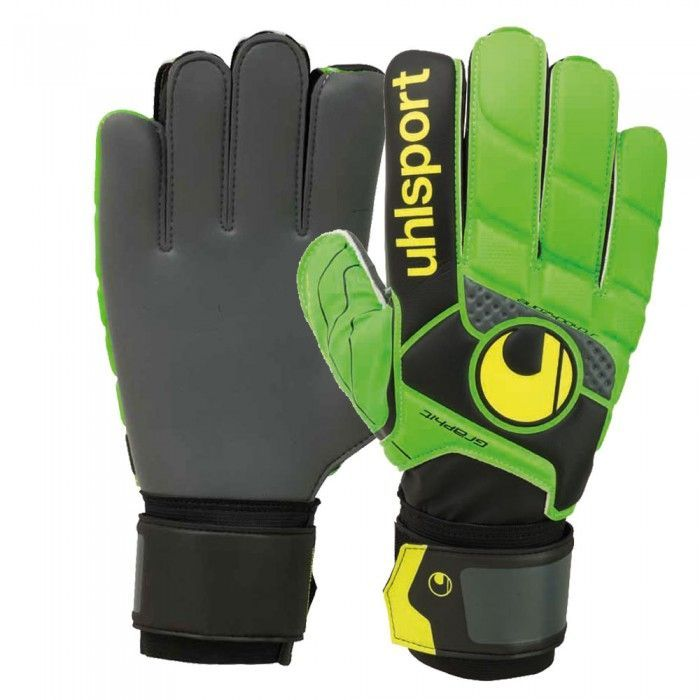 Gants Junior Uhlsport Fangmaschine Soft Graphit 2013