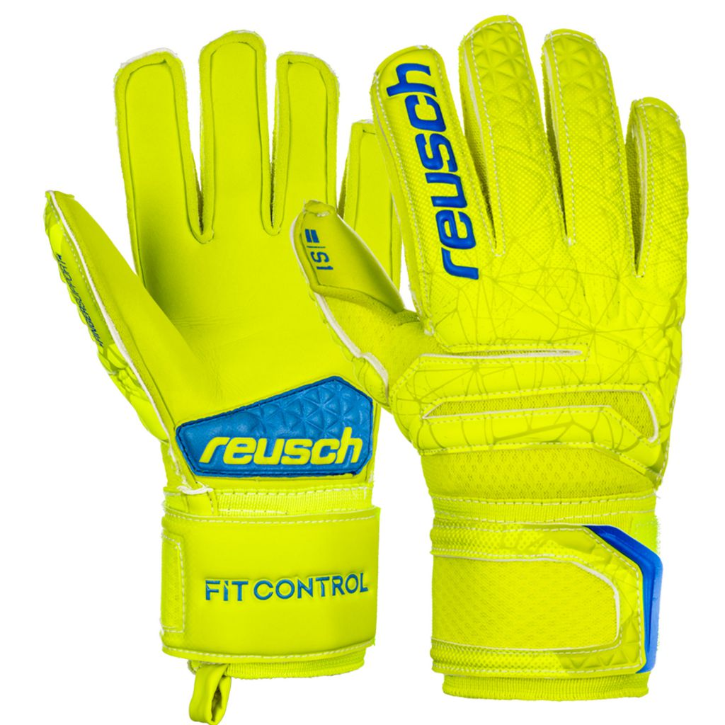 Gants Reusch Junior Fit Control S1 Finger Support (Barrettes) 2019