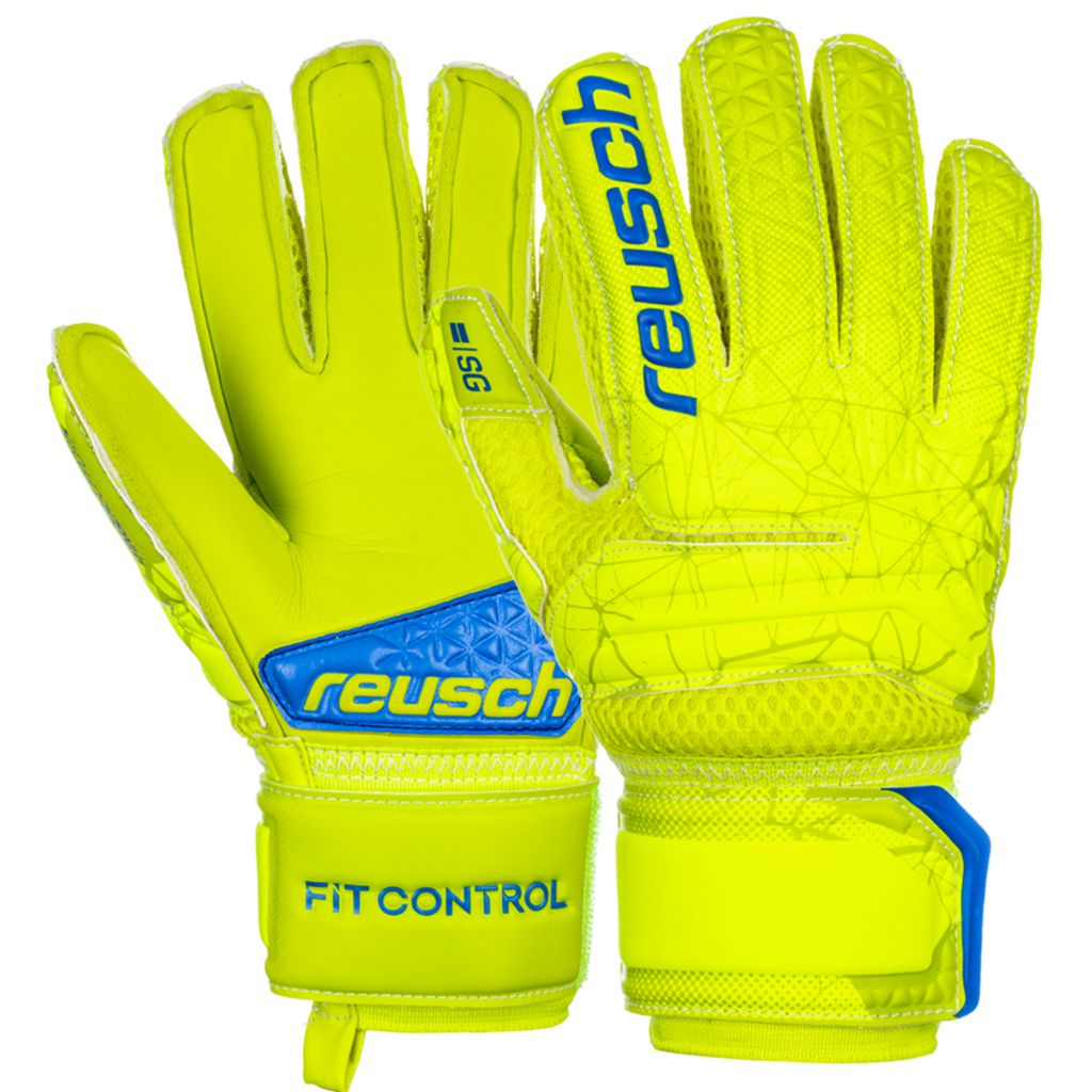 9afbbbe076c43 Gants Reusch Junior Fit Control SG Extra Finger Support (barettes) 2019.  Loading zoom