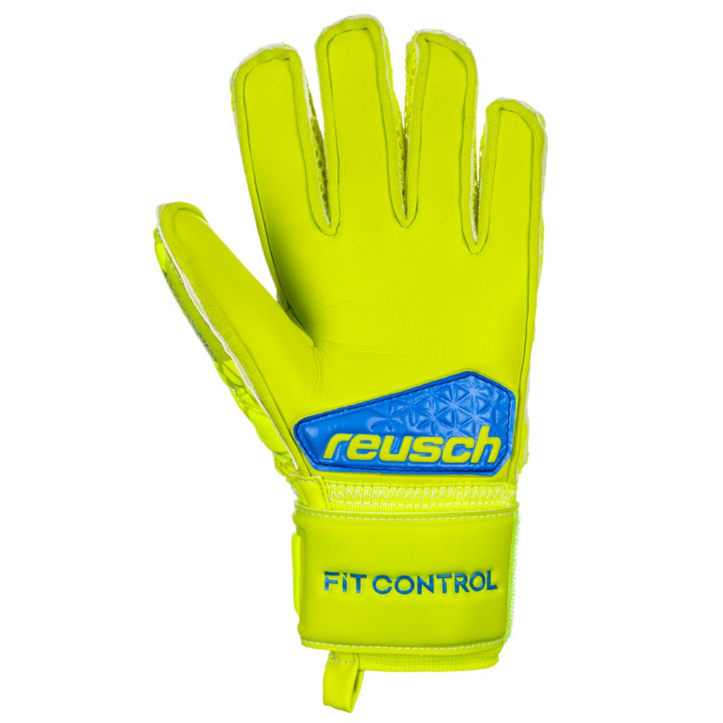 Gants Reusch Junior Fit Control SG Extra Finger Support (barettes) 2019