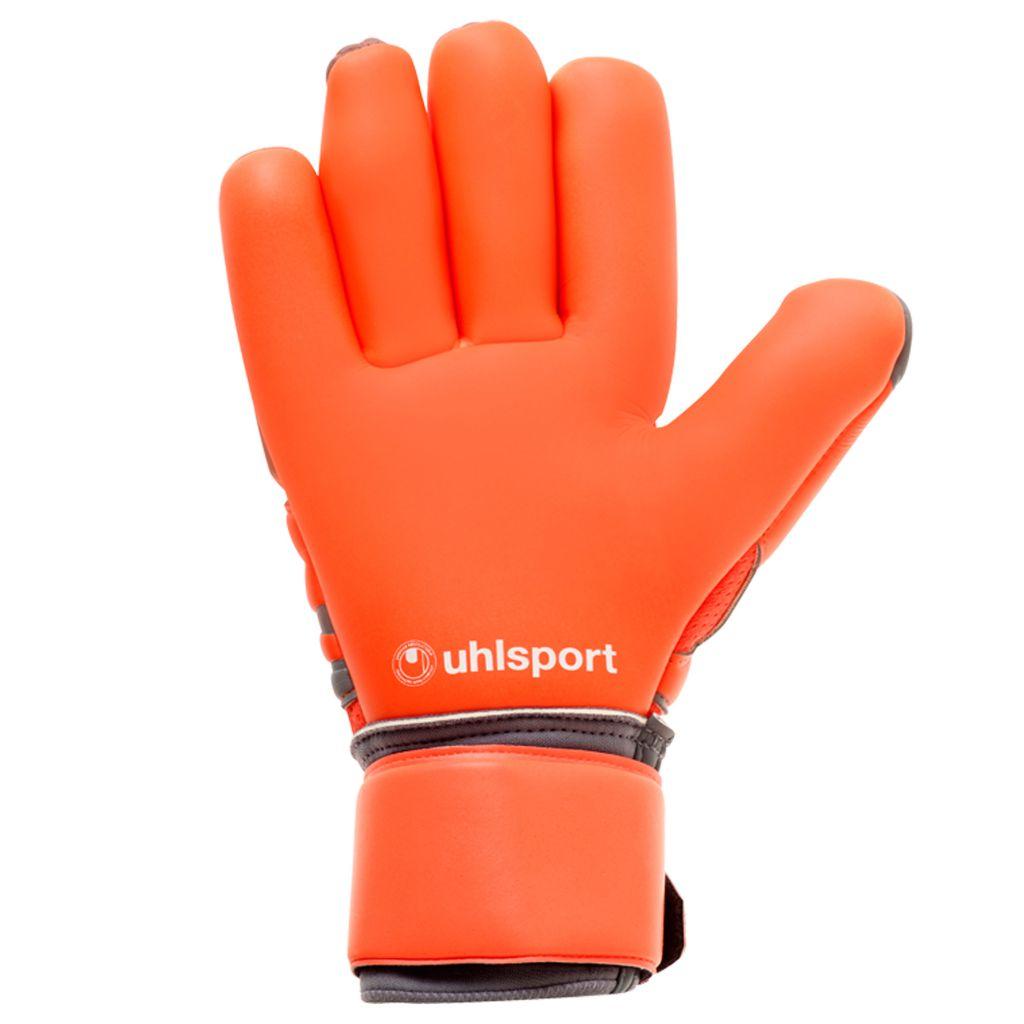 Gants Uhlsport Aerored Absolutgrip Finger Surround 2018
