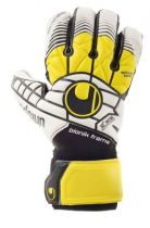 Gants Uhlsport Eliminator Supersoft Bionik 2016 (avec barrettes)sur la boutique du gardien BDG