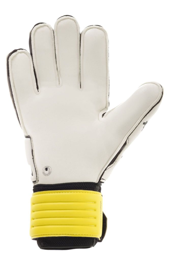 Gants Uhlsport Eliminator Supersoft Bionik 2016 (avec barrettes)