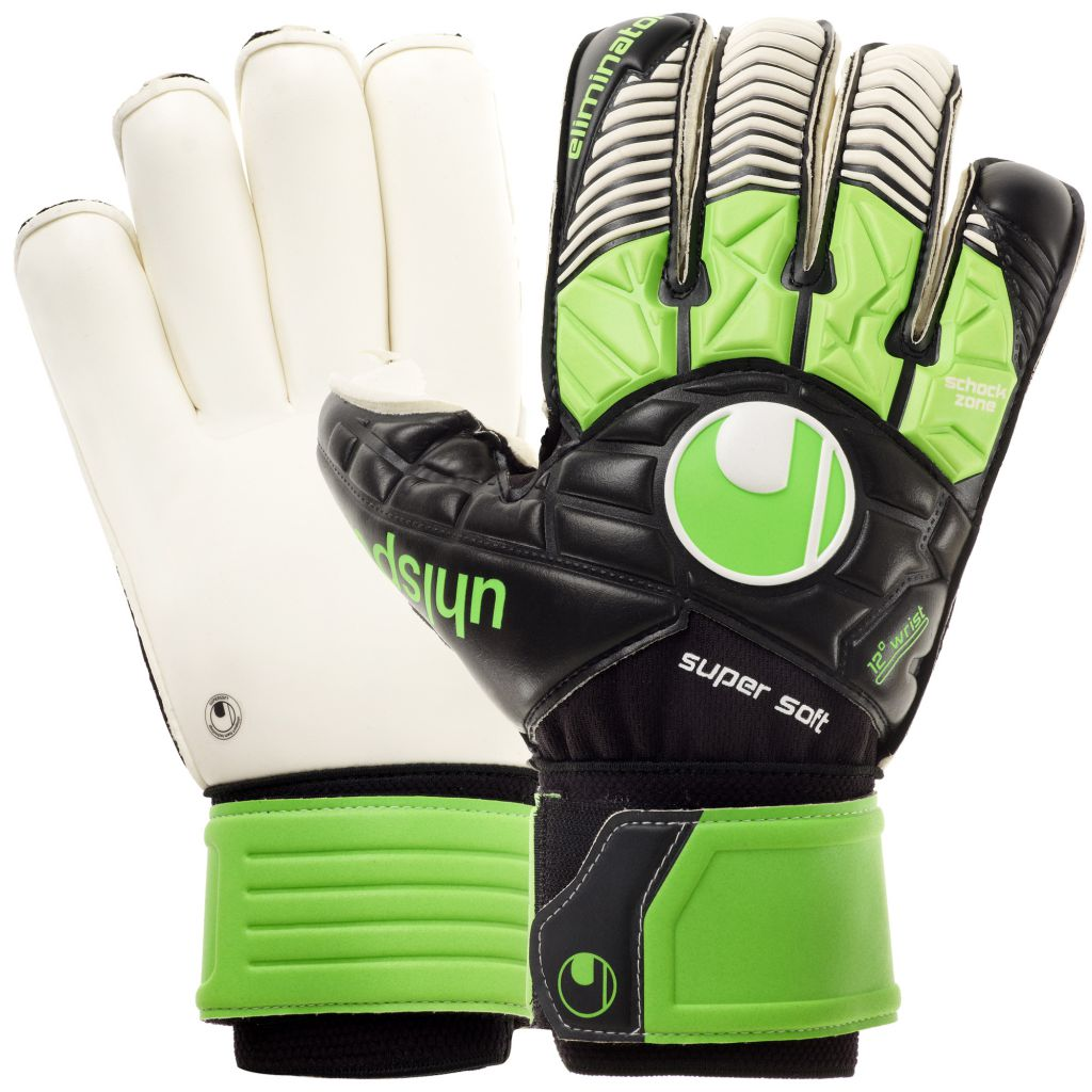 Gants Uhlsport Eliminator Supersoft Rollfinger 2017