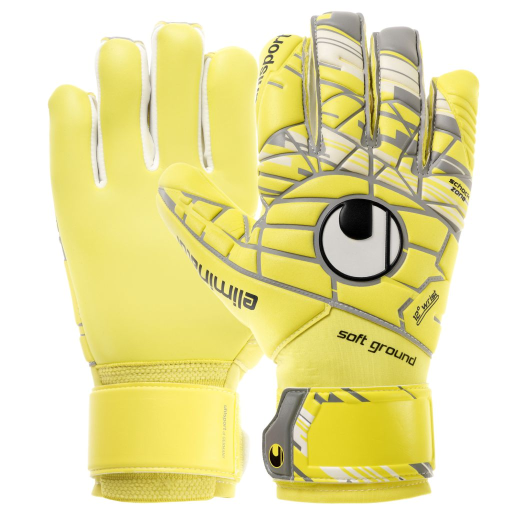 Gants Uhlsport Eliminator Unlimited Soft HN COMP 2017
