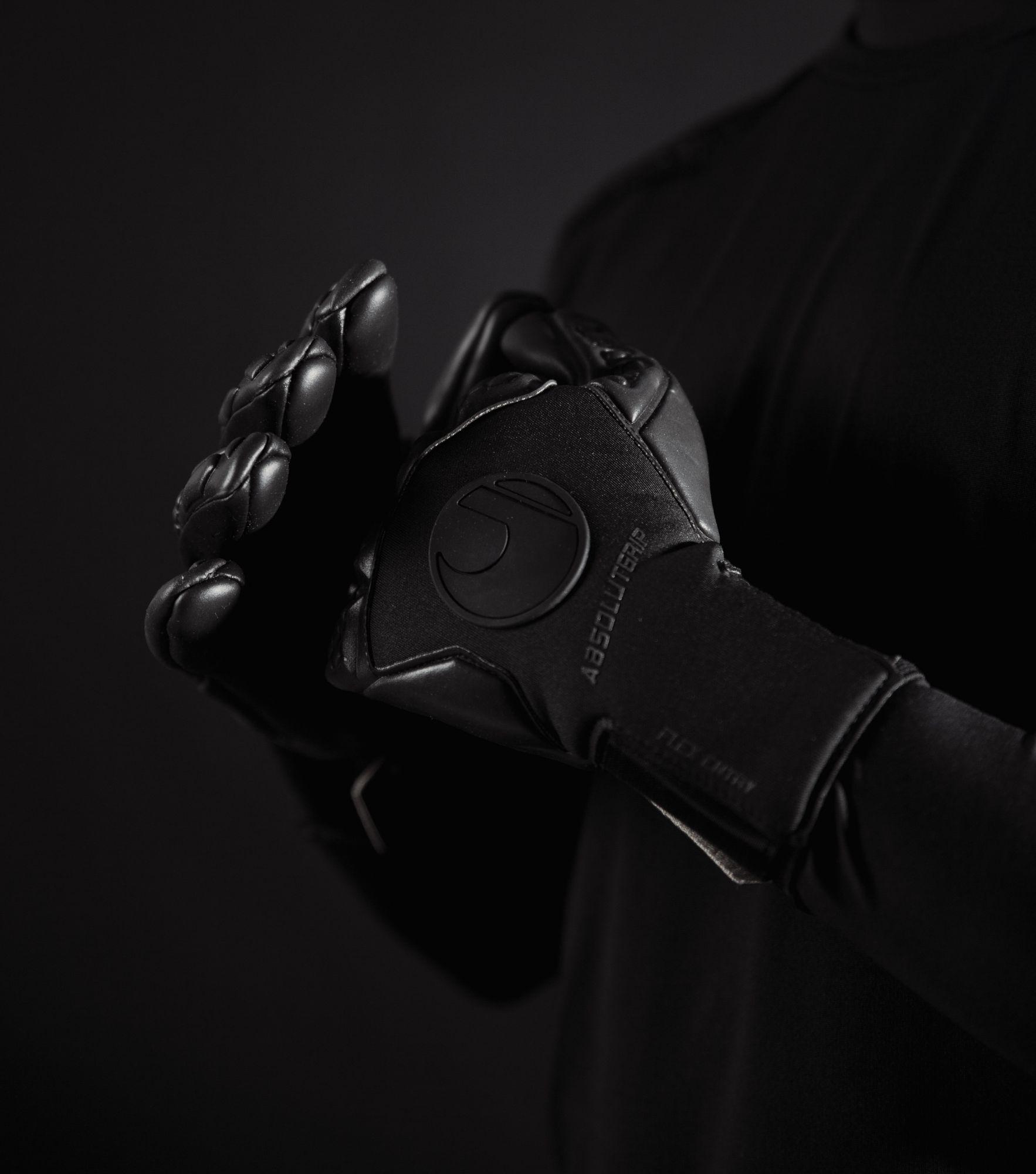 Gants Uhlsport Hyperblack Absolutgrip HN édition limitée 2021