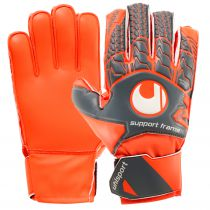Gants Uhlsport Junior Aerored Soft SF (avec barrettes) 2018