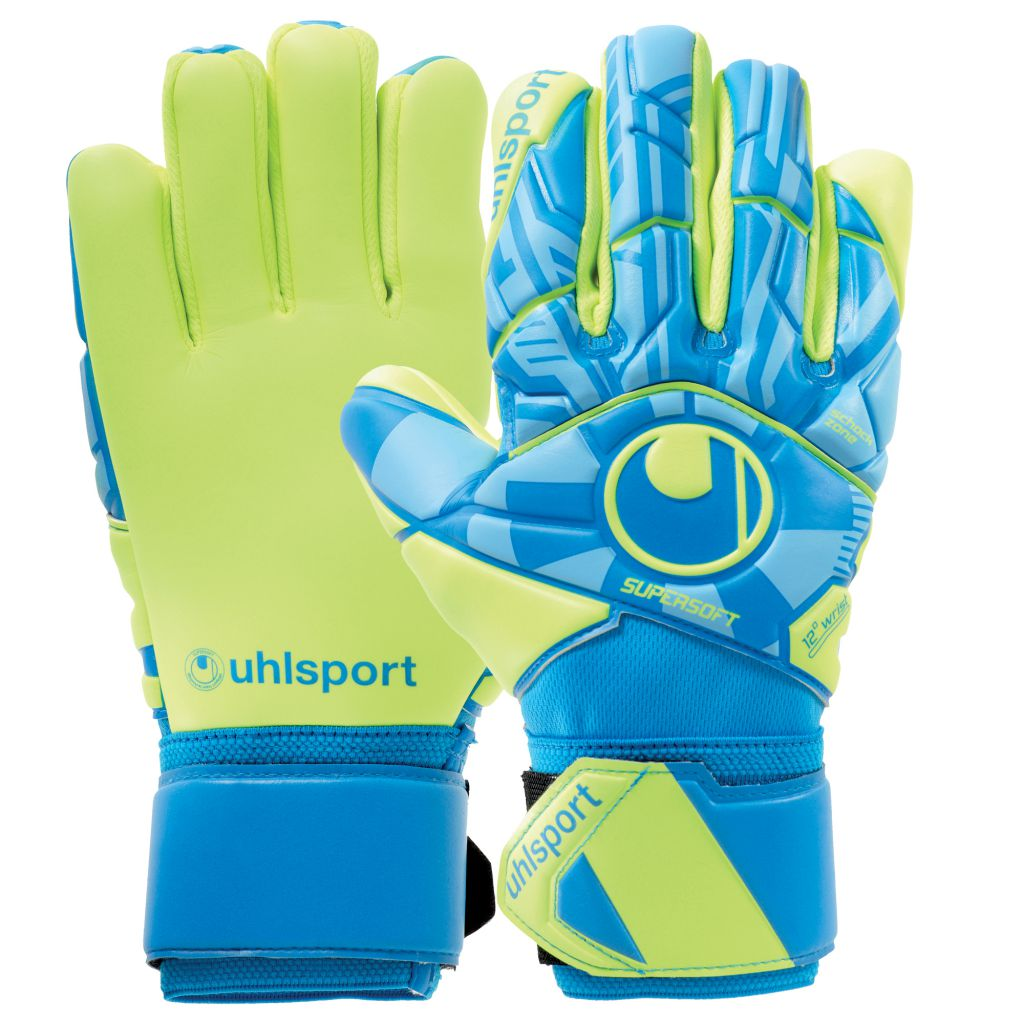 Gants Uhlsport Junior Radar Control Supersoft HN 2019