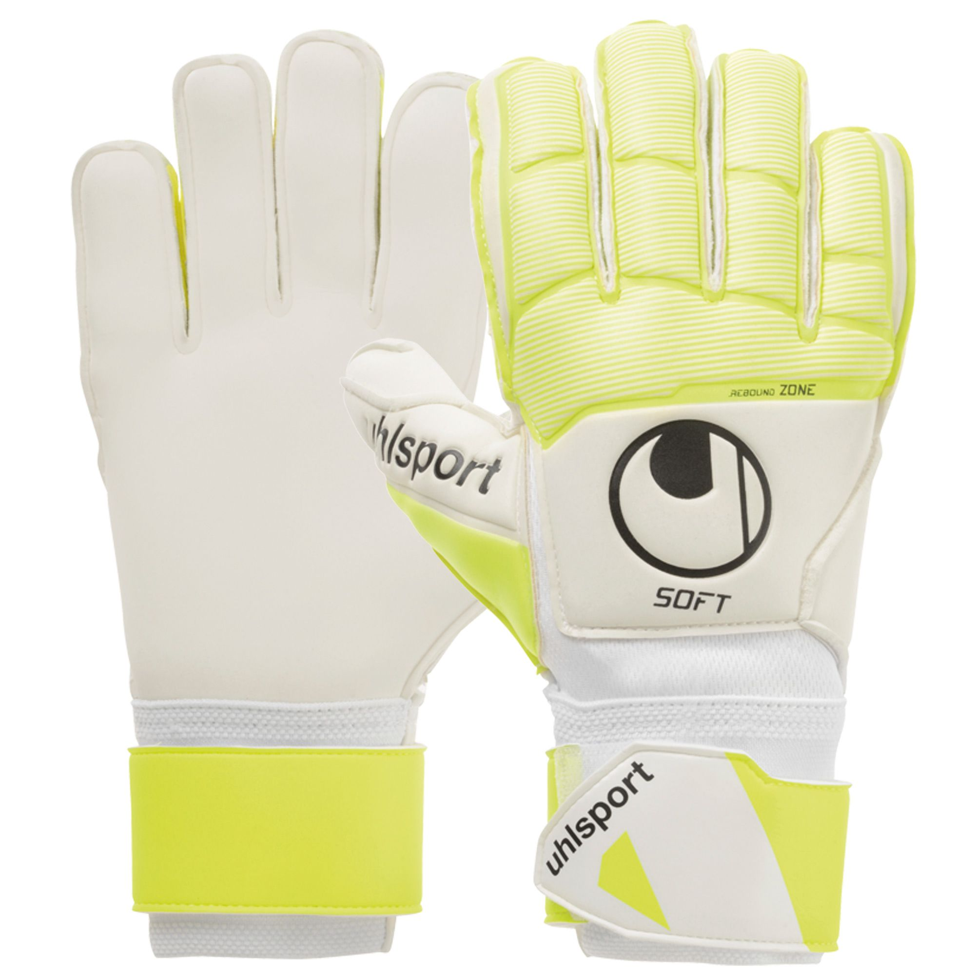 Gants Uhlsport Pure Alliance Soft Flex Frame (barettes) 2020