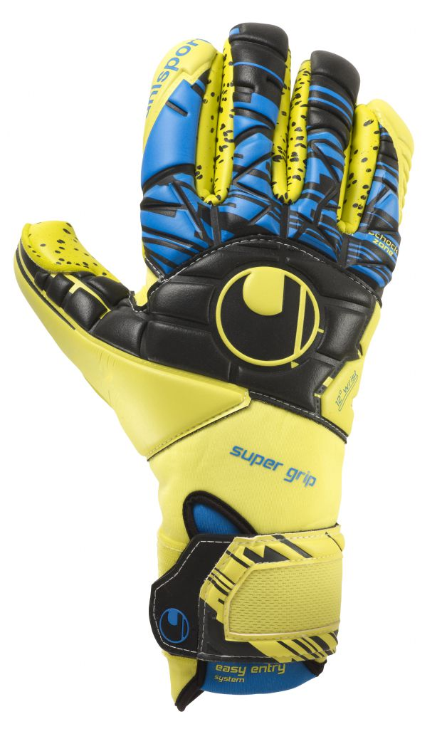 Gants Uhlsport Speed Up Now Supergrip Finger Surround 2017