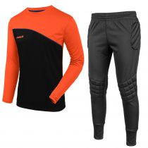 Kit Gardien Junior Reusch Orange Noir