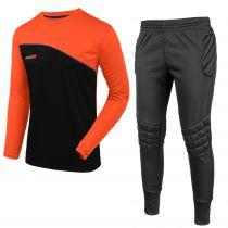 Kit Gardien Junior Reusch Orange Noir