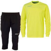Kit gardien junior Uhlsport Match Jaune Paille 2014