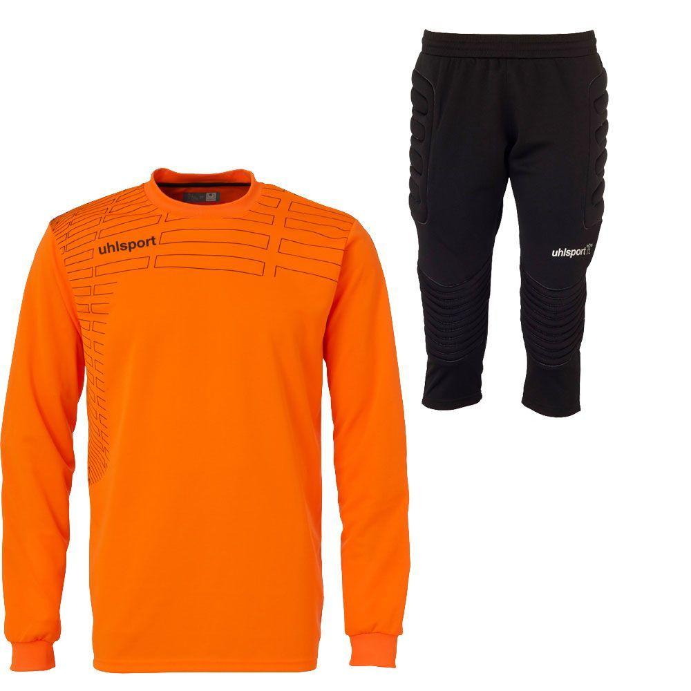 Kit gardien junior Uhlsport Match Orange FLuo 2014