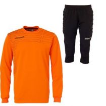 Kit gardien junior Uhlsport Match Orange FLuo 2014