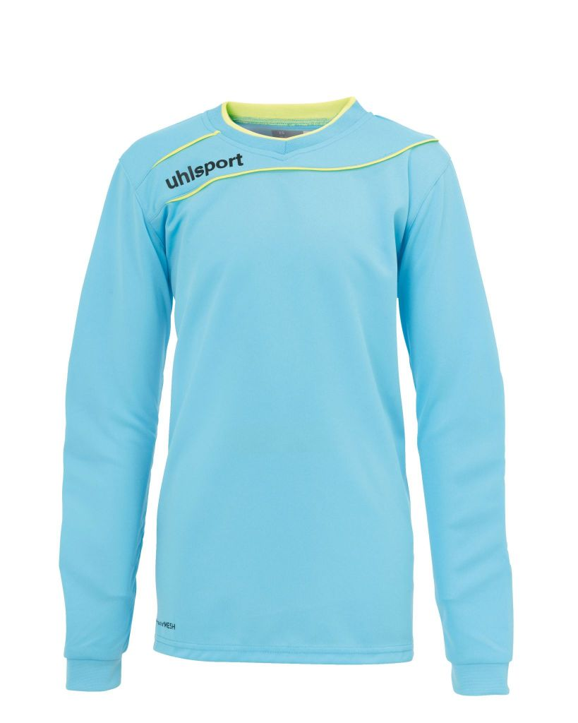 Kit gardien junior Uhlsport Stream Iceblue 2015 surla boutique du gardien BDG
