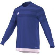 Maillot de gardien Adidas Entry Bleu sur la boutique ud gardien BDG