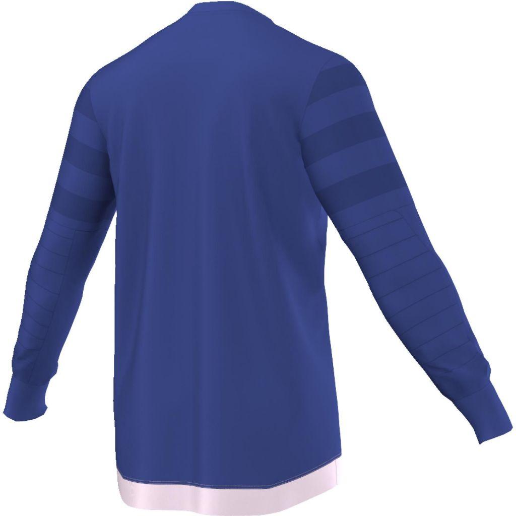 Maillot de gardien Junior Adidas Entry Bleu