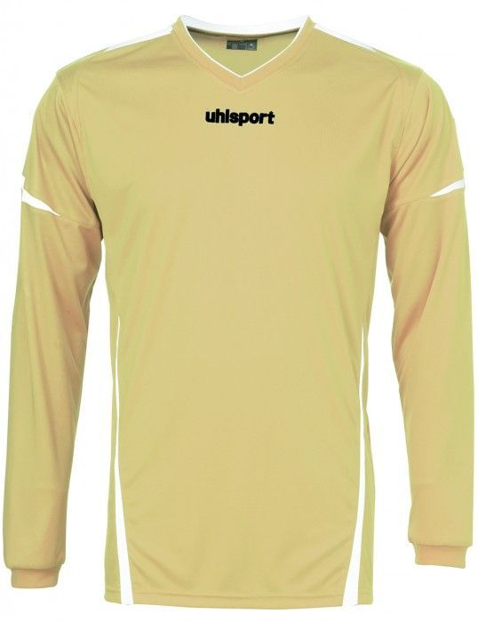 Maillot de Gardien Junior Uhlsport Team ML Or/Blanc