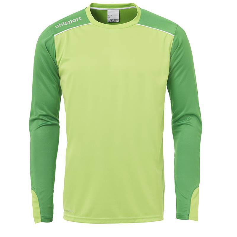 Maillot de gardien Junior Uhlsport Tower Vert 2016 vendu sur la boutique du gardien BDG