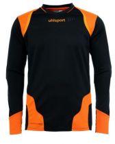Maillot de gardien Uhlsport Ergonomic Noir/Orange 2015 vendu sur la boutique du gardien BDG