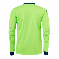 Maillot de gardien Uhlsport Goal ML Vert Flash Pétrole