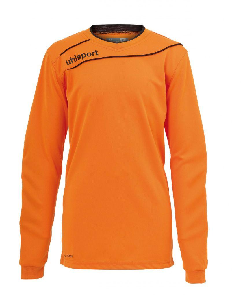 Maillot de gardien Uhlsport Stream 3.0 Orange 2015 sur la boutique du gardien BDG