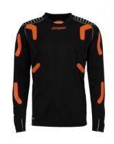 Maillot de gardien Uhlsport Torwarttech ML Noir/Shock Orange 2013